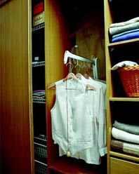Встроенный шкаф mr.doors.